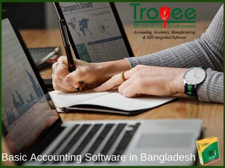 Basic Accounting Software in Bangladesh