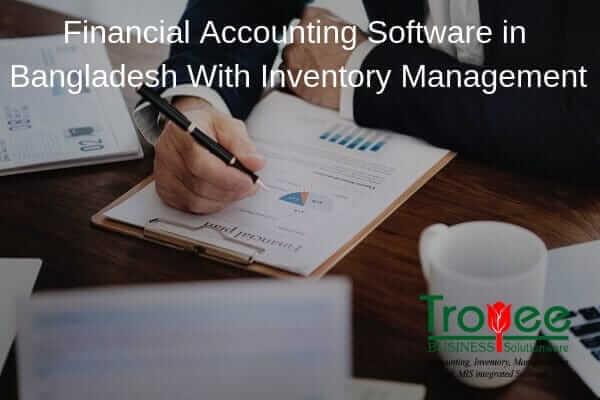 Financial Accounting Software Bangladesh