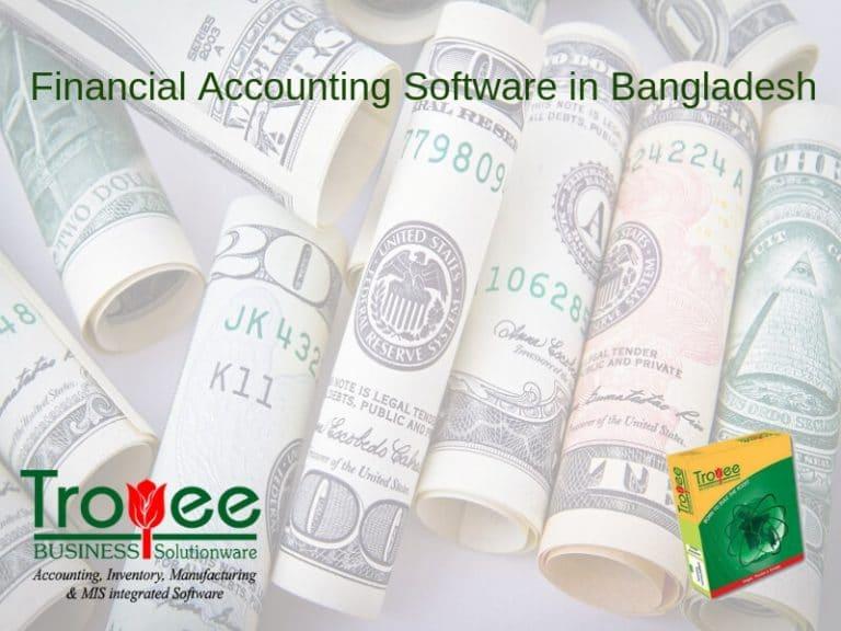Financial Accounting Software in Bangladesh